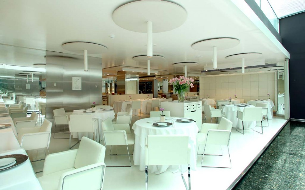 Restaurant-themirror-barcelona