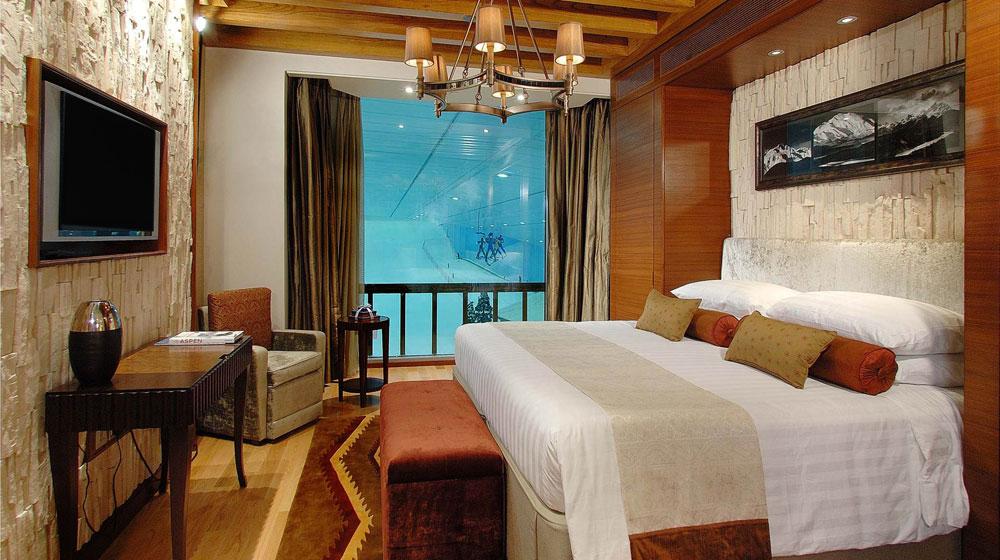 Hotel Kempinski de los Emiratos Árabes Unidos
